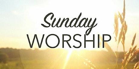 Hillside Onsite Worship Service: October 25, 2020 tickets