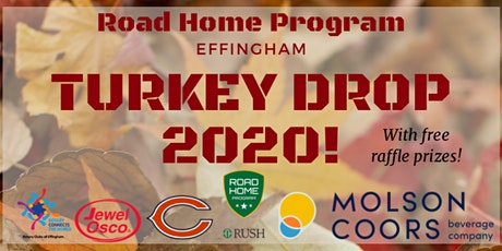 Road Home Program Effingham Turkey Drop tickets