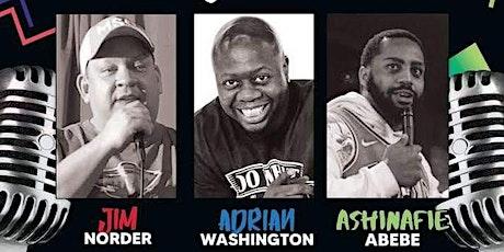 1Mic Ent Presents Adrian Washington & Friends tickets