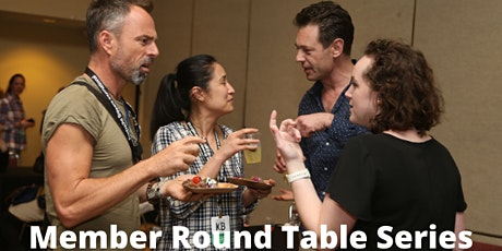 Members Monthly Mentoring Round Table: Fundraising tickets