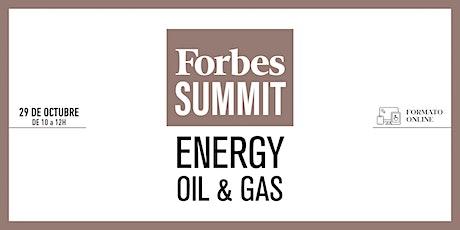 Forbes Summit Energy, Oil & Gas boletos