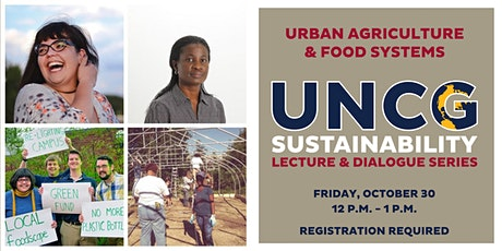 Urban Agriculture & Food Systems tickets