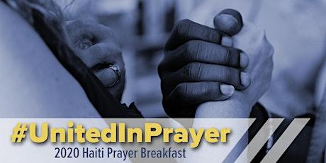 United In Prayer tickets