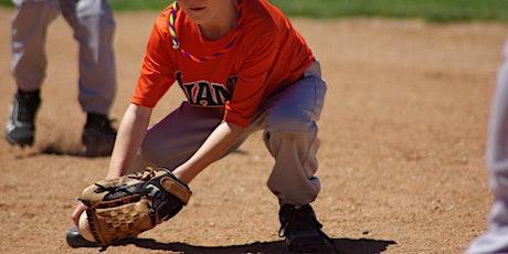 Youth Baseball Camp: Uvalde Parks & Rec Program tickets