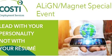 ALiGN/Magnet Special Event tickets