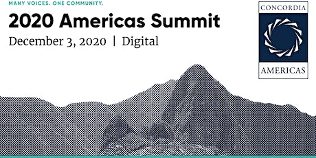 2020 Concordia Americas Summit tickets