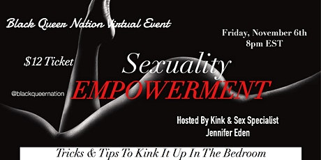 Sexuality Empowerment Event tickets