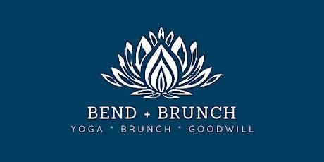 Bend + Brunch tickets