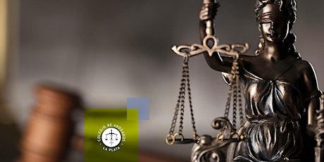 Temas de Derecho Público Procesal Bonaerense entradas