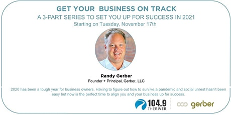Get Your Business on Track tickets