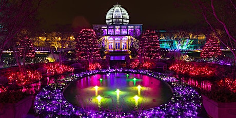 MEMBER TICKETS | Dec. 18-Jan.3: Dominion Energy GardenFest of Lights tickets