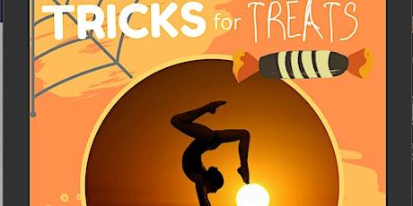 Tricks for Treats tickets