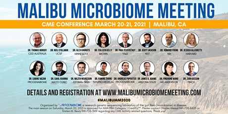 Malibu Microbiome Meeting (CME) tickets