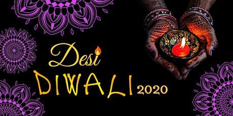 Desi Diwali 2020 (IN PERSON) tickets