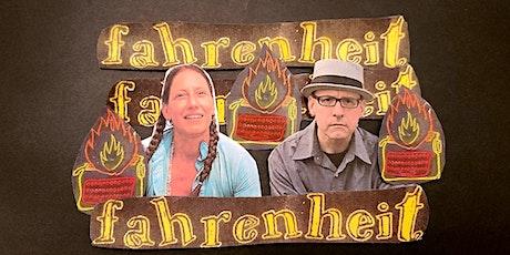 Fahrenheit Presents Jane LeCroy & John S. Hall tickets