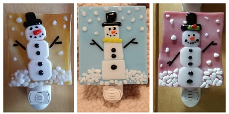 Snowman Nightlight Workshop - Garden City tickets
