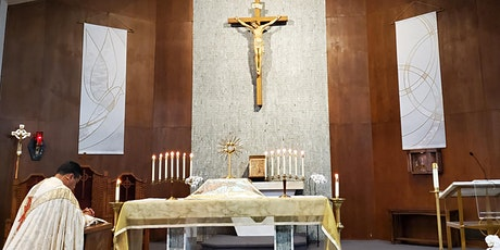 Adoration of Blessed Sacrament 10/29  5:30pm  - Praying for our elections tickets