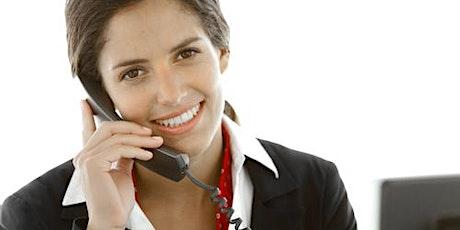 Habiletés téléphoniques pour s'occuper du client billets