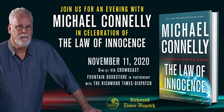 An Evening with Michael Connelly tickets