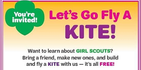 GSGATL Let's Go Fly A Kit NEW Girl Event For DeKalb and Gwinnett Counties tickets