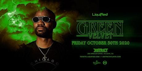 GREEN VELVET | Friday October 30th 2020 | District Atlanta tickets