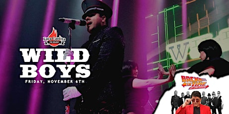 Wild Boys - The Duran Duran Experience & Back in Time - Huey Lewis Tribute tickets