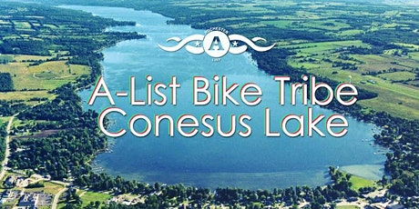 A-List Adventure - Conesus Lake Libation Loop Bike Ride tickets