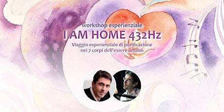 Concerto Meditativo I Am Home con Daniel Lumera & Emiliano Toso a Vicenza tickets