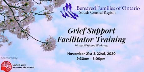Grief Support Facilitator Training Workshop tickets