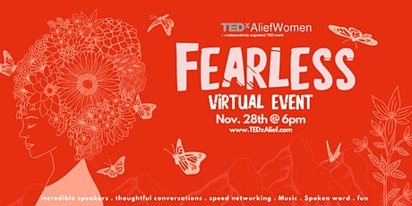 TEDxAliefWomen: Fearless tickets