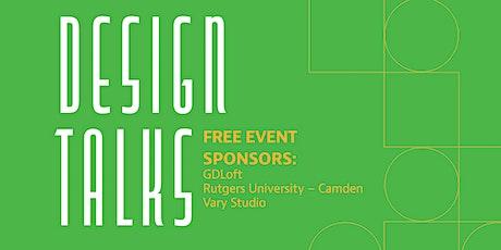 Free Design Talk tickets