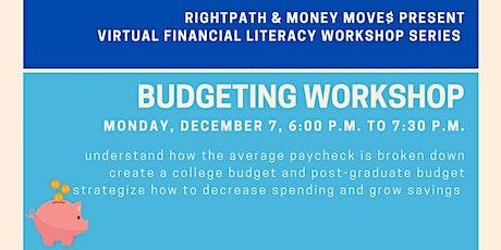 Budgeting Workshop tickets
