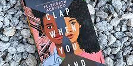 "Rediscovered Books Latinx Book Club - ""Clap When You Land"" tickets"
