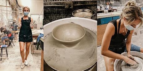 Beginners Pottery Workshop tickets