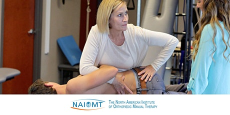NAIOMT C-616 Cervical Spine II [Falls Church, VA]2021 tickets