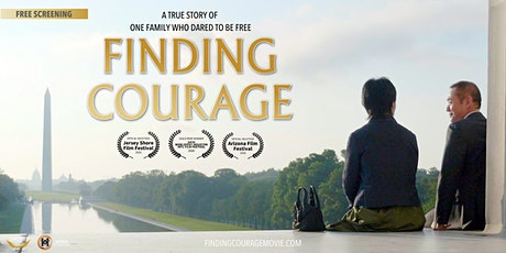 FINDING COURAGE: Screening and a Discussion with the Filmmakers tickets