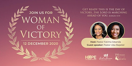 Woman of Victory tickets