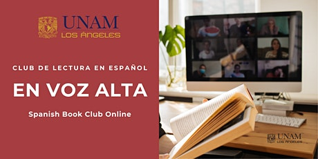 Spanish Book Club: En Voz Alta tickets