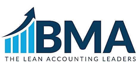 The Lean Profit Model, an BMA online workshop tickets