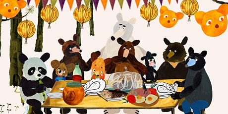 Picnic with Bears: online art workshop for children tickets