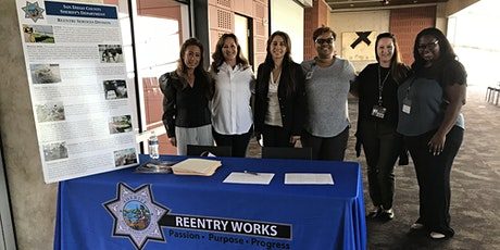 San Diego Reentry Roundtable Employer  Virtual Workshop tickets