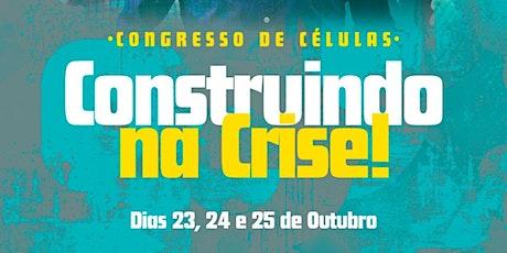 CULTO E CONGRESSO DE CÉLULAS 2020 - DOMINGO 19h ingressos
