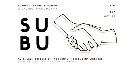 SUBU F2020 : Engaging in Community amidst COVID-19 tickets