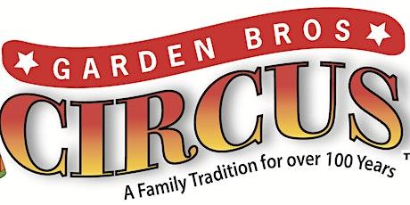 Garden Bros Circus Tampa tickets