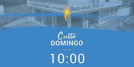 Culto Semanal tickets