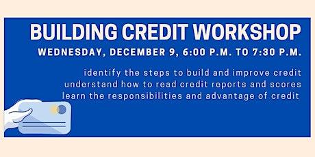 Building Credit Workshop tickets