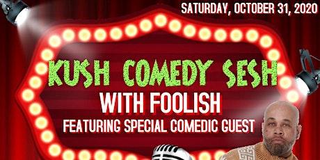 Comedy Night W/ Foolish tickets