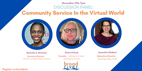 Community Service in the Virtual World tickets