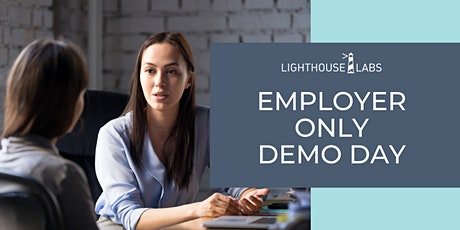 Lighthouse Labs: Employer Only Demo Day (November)