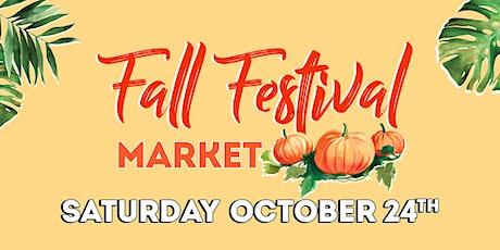Aloha Home Market - Fall Festival tickets